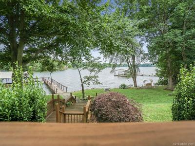 Mooresville Single Family Home Under Contract-Show: 225 Paradise Peninsula Road