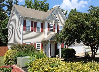 Mooresville Single Family Home Under Contract-Show: 195 Everett Park Drive #78