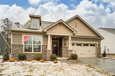 Indian Trail Single Family Home For Sale: 1010 Curling Creek Drive #Lot 49