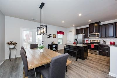 Charlotte NC Condo/Townhouse For Sale: $291,500