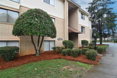 Charlotte Condo/Townhouse For Sale: 4804 Spring Lake Drive #D