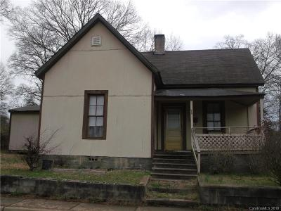 Rock Hill Single Family Home For Sale: 74 Reynolds Street