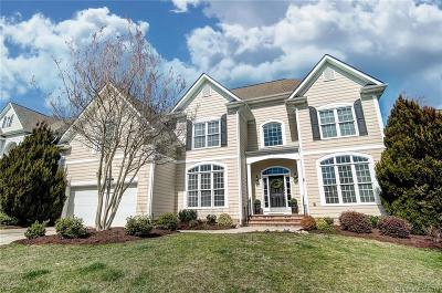 Waxhaw Single Family Home Under Contract-Show: 1209 Flat Heads Lane
