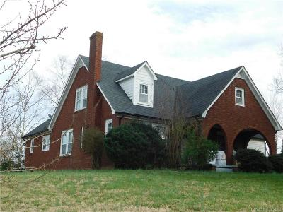 Concord NC Single Family Home For Sale: $255,000