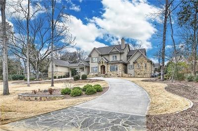 Charlotte Single Family Home For Sale: 4715 Carmel Club Drive