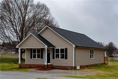 China Grove NC Single Family Home For Sale: $152,000