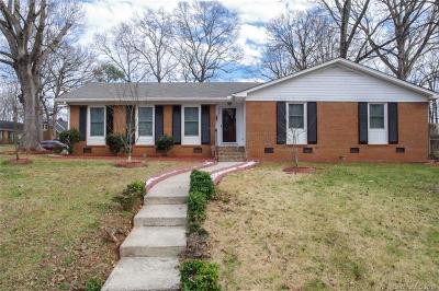 Single Family Home Under Contract-Show: 4501 Carriage Drive Circle
