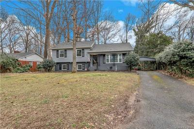 Charlotte Single Family Home For Sale: 1838 Delchester Drive