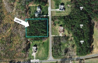 Statesville Residential Lots & Land For Sale: 117 Atwell Drive #34