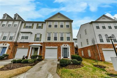 Charlotte NC Condo/Townhouse For Sale: $279,900