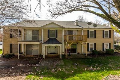 Charlotte NC Condo/Townhouse For Sale: $80,000