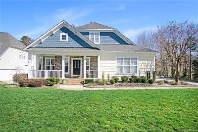 Huntersville Single Family Home Under Contract-Show: 10126 Edgecliff Road