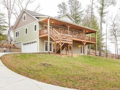 Buncombe County Single Family Home For Sale: 54 Reeds Creek Road
