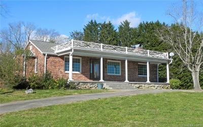 Henderson County Single Family Home For Sale: 4005 Asheville Highway