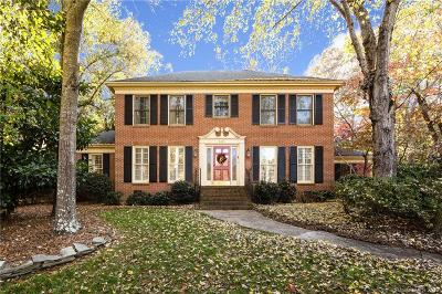 Charlotte Single Family Home For Sale: 5221 Chinley Court