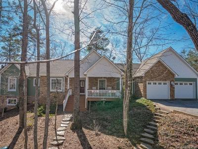 Mill Spring Single Family Home For Sale: 658 S Cove Road