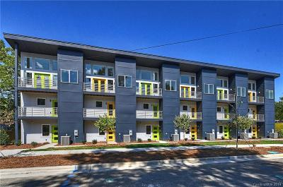 Charlotte NC Condo/Townhouse For Sale: $355,000
