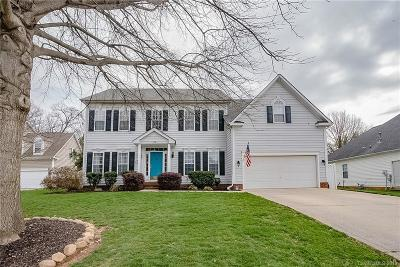 Mooresville Single Family Home Under Contract-Show: 116 Pamlico Lane