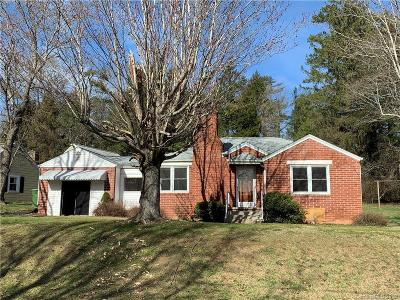 Buncombe County Single Family Home For Sale: 39 Chester Place