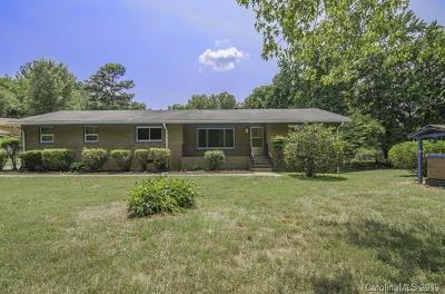 Single Family Home For Sale: 9008 Boyd Drive