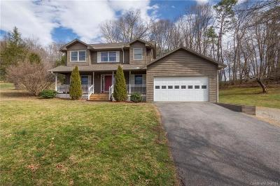 Buncombe County Single Family Home For Sale: 2 Crooked Creek Drive
