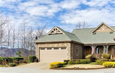 Bat Cave, Chimney Rock, Columbus, Gerton, Lake Lure, Mill Spring, Rutherfordton, Saluda, Tryon, Union Mills Condo/Townhouse For Sale: 130 Red Hawk Knoll