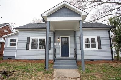 Kannapolis Single Family Home Under Contract-Show: 203 C Street