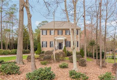 Fort Mill Single Family Home For Sale: 203 Oxford Place Drive