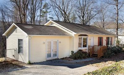 Buncombe County Single Family Home For Sale: 10B Wedgefield Place