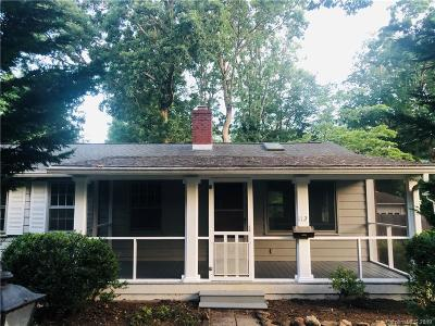 Black Mountain Single Family Home Under Contract-Show: 112 Second Street