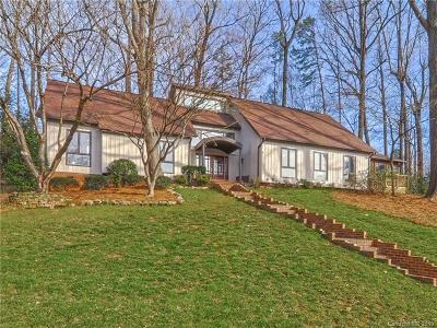 Charlotte Single Family Home For Sale: 8527 Waters Point Court