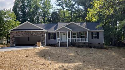 Lancaster SC Single Family Home Under Contract-Show: $188,700