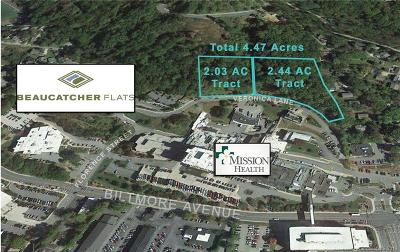 Buncombe County Commercial For Sale: 9999 Veronica Lane #Tracts 3