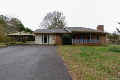 Kings Mountain NC Single Family Home For Sale: $139,900