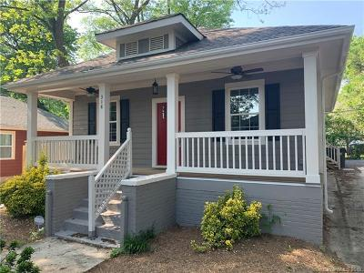 Charlotte NC Single Family Home For Sale: $349,500
