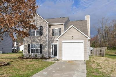 Charlotte NC Single Family Home For Sale: $184,900