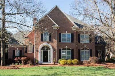 Charlotte Single Family Home For Sale: 7511 Seton House Lane