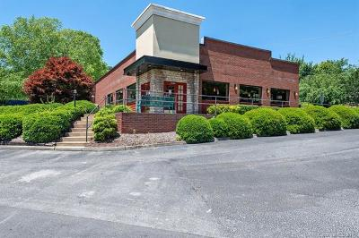 Buncombe County Commercial Under Contract-Show: 115 Tunnel Road