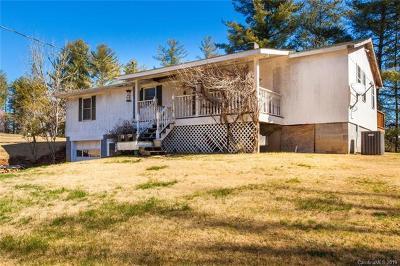 Weaverville Single Family Home For Sale: 501 White Oak Ridge