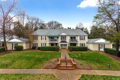 Charlotte NC Condo/Townhouse For Sale: $140,000