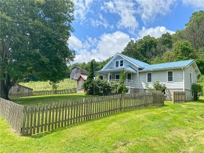 Madison County Single Family Home For Sale: 4756 Meadow Fork Road