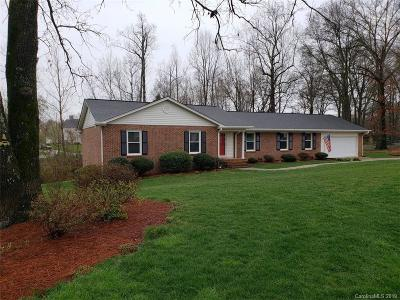Single Family Home For Sale: 1508 Hathaway Drive