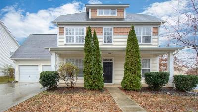 Cornelius Single Family Home For Sale: 9824 Caldwell Depot Road