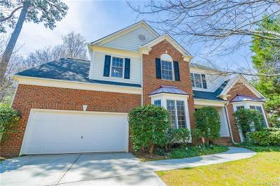 Charlotte NC Single Family Home For Sale: $318,000