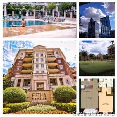 Fourth Ward Condo/Townhouse For Sale: 300 W 5th Street #219