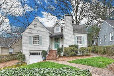 Single Family Home For Sale: 206 Dellwood Avenue