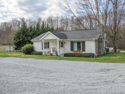 Hendersonville Single Family Home For Sale: 4361 Chimney Rock Road