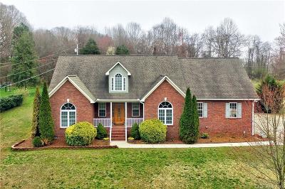 Statesville Single Family Home For Sale: 2654 Fines Creek Drive