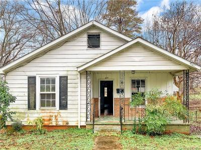 Gastonia Single Family Home Under Contract-Show: 611 E 4th Avenue