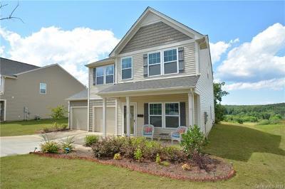 Statesville Single Family Home For Sale: 115 Trick Ski Lane